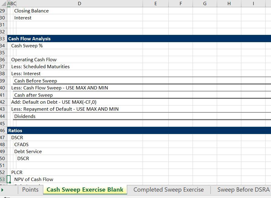 Original (More Basic) Project Finance A-Z On-Line Course